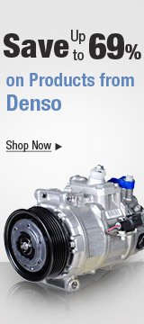 Save up to 69% on products from Denso