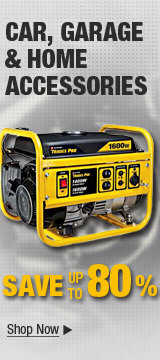 Tax Refund Splurge! Garmin $63.99  Trades Gas Generator $191.95  Dewalt Drill Driver Kit $89.88