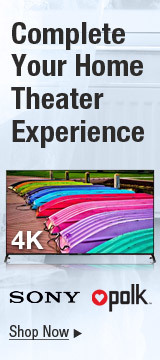 Complete Your Home Theater Experience
