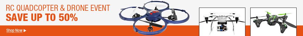 PC QUADCOPTER & Drone Event