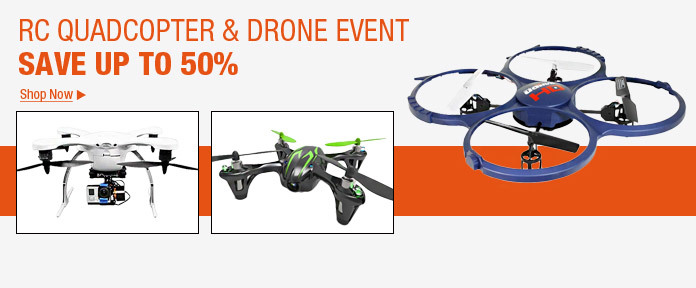 PC QUADCOPTER & Drone Event