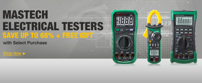 MASTECH electrical testers