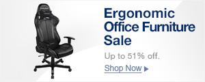 Ergonomic office furniture sale