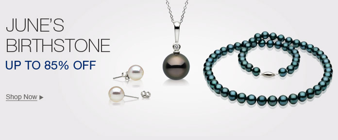 June's Birthstone, Up to 85% off