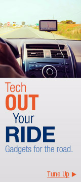 Tech out your ride