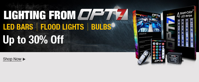 Lightings from OPT7