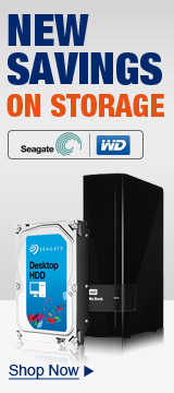NEW SAVINGS ON STORAGE