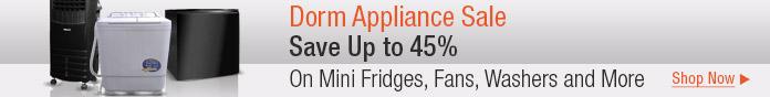 Dorm Appliance Sale