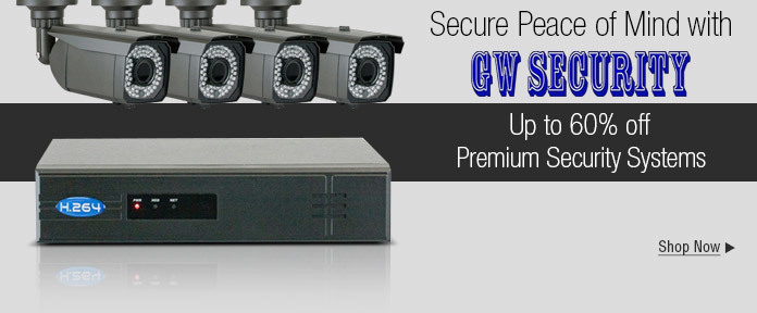 Secure Peace of Mind with GW Security