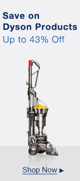 Save on Dyson Products