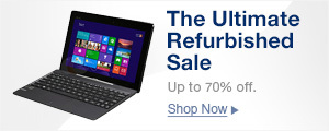 Refurbished PCs, Laptops, Appliances and More