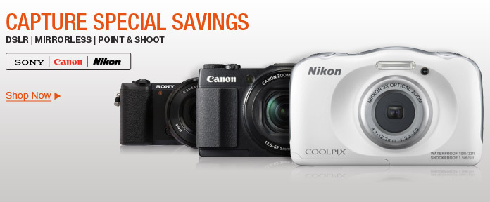 Capture Special Savings