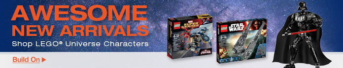 Shop LEGO Unlverse Characters