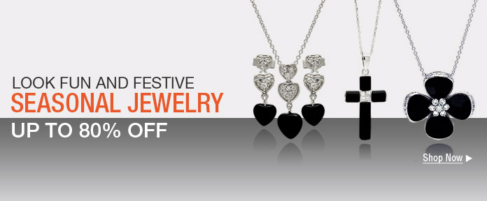 Look Fun and Festive Seasonal Jewelry