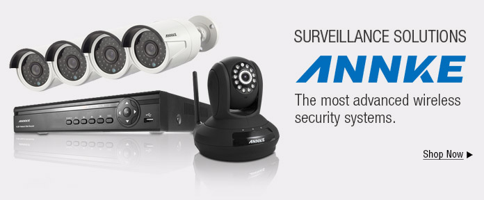 The most advanced wireless security systems.