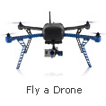 FLY A DRONE