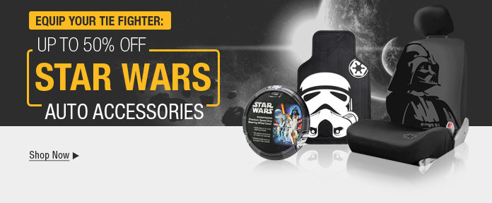 Up to 50% off star wars
