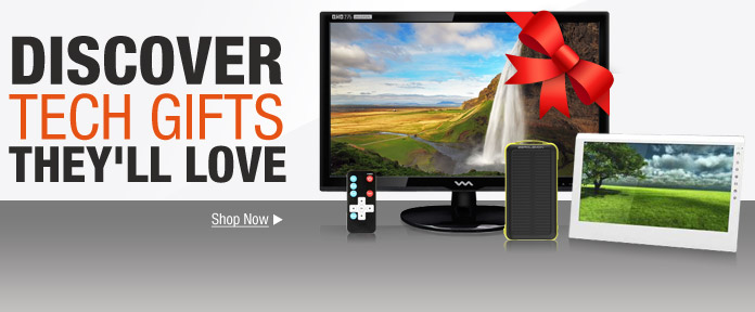 DISCOVER TECH GIFTS