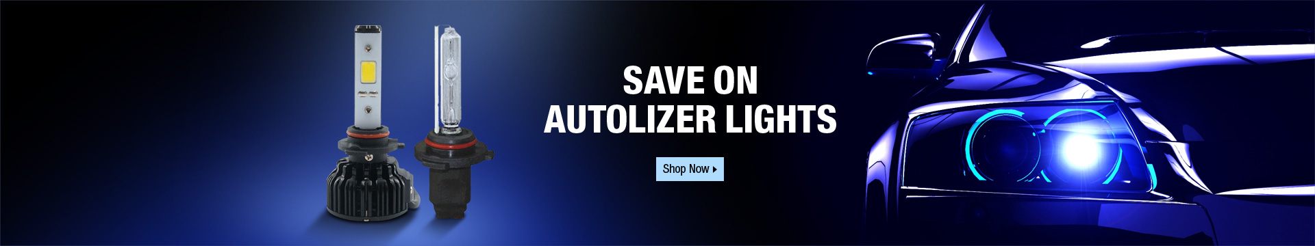 Save on Autolizer lights