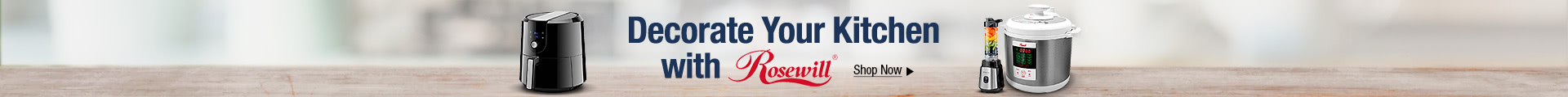 Decorate your kitchen with Rosewill