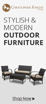 Stylish & Modern Outdoor Furniture
