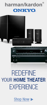 Redefine your home theater experience
