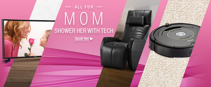 All for Mom: Shower Her with Tech