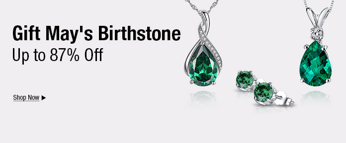 Gift May's Birthstone