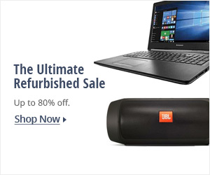 The Ultimate Refurbished sale