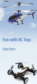 RC toys for all: have fun under the sun
