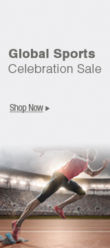 Global Sports Celebration Sale