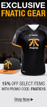 Exclusive Fnatic gear