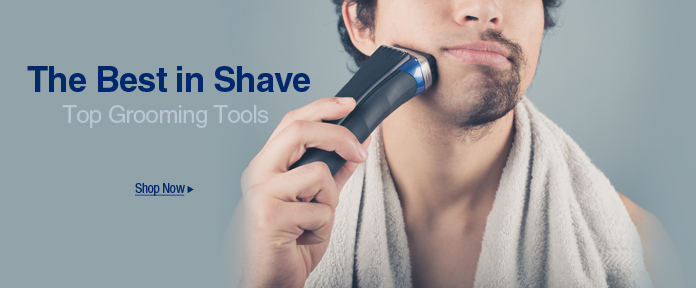 The best in shave