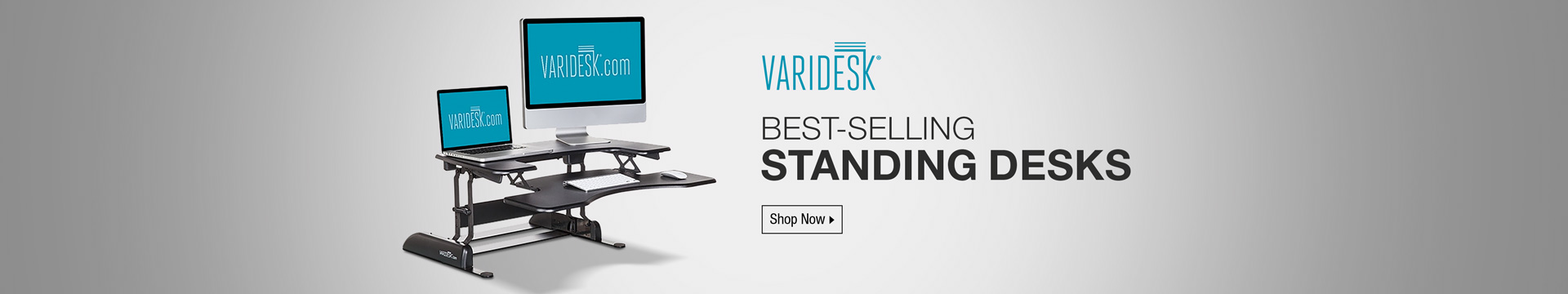 BEST-SELLING STANDING DESKS