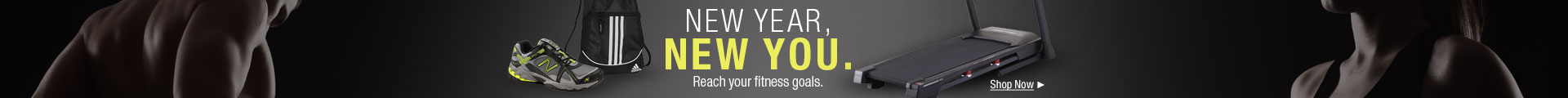 New year New You.