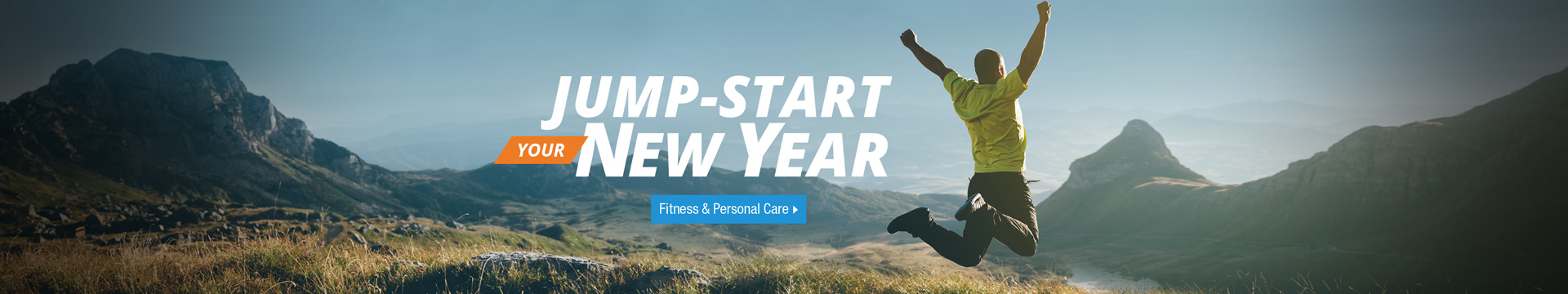 Jump Start Your New Year