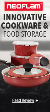 Innovative cookware & food storage