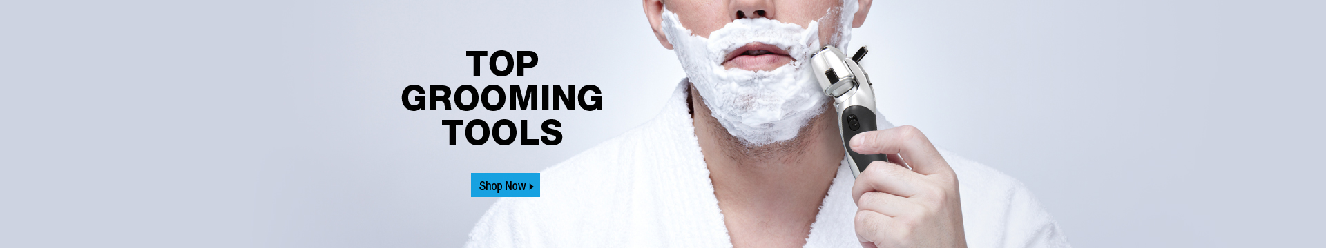Top grooming tools