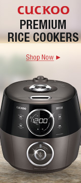 Premium rice cookers