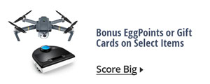Bonus EggPoint or gift card on select items