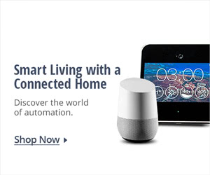 Smart Living with a Connected Home