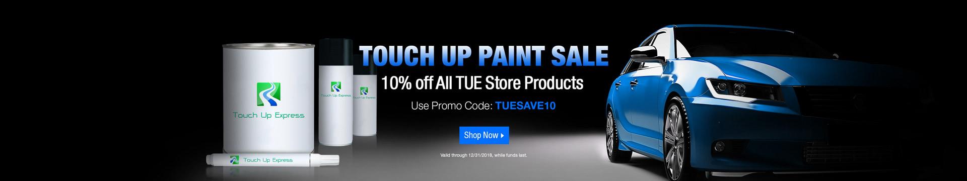 Touch up paint sale
