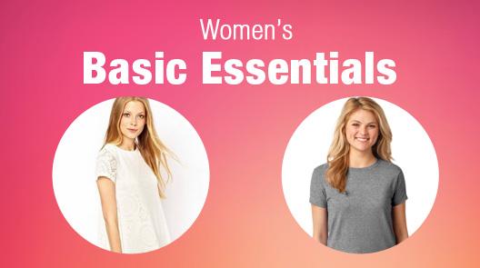 Women's Basic Essentials