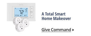 A total smart home makeover