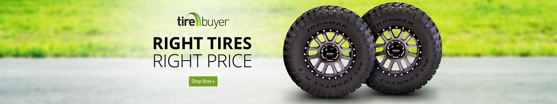 Right Tires Right Price