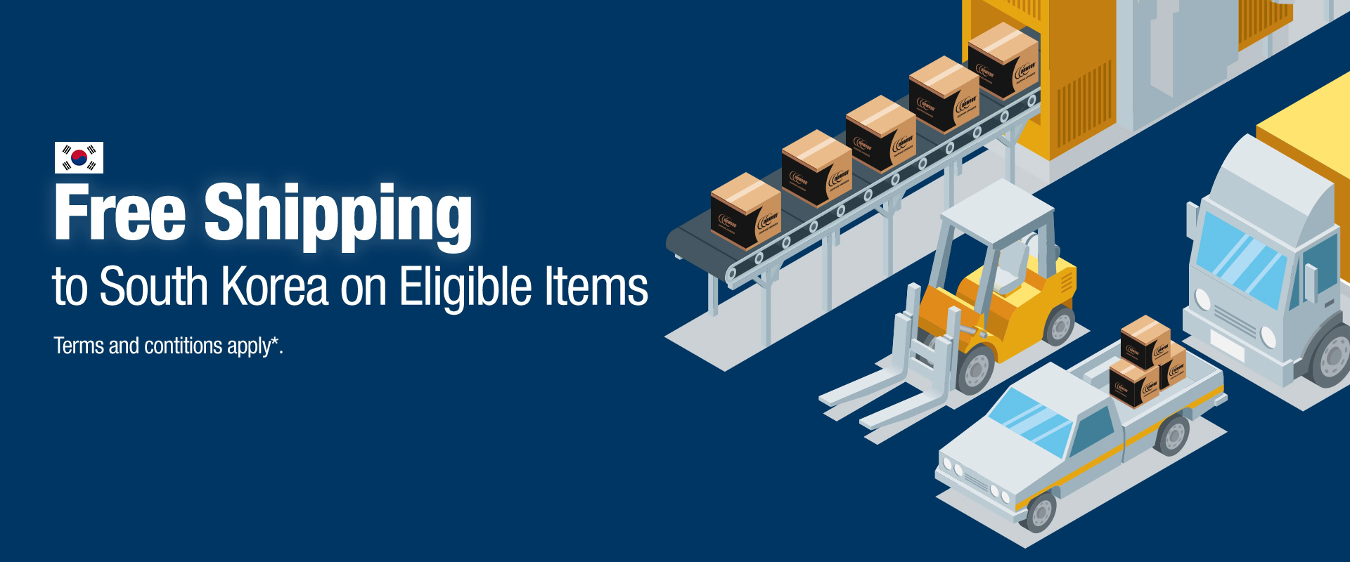 Enjoy Free Shipping in South Korea | Newegg com