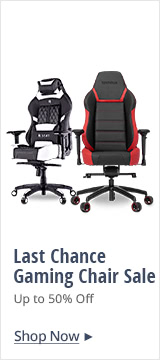 Last Chance Gaming Chair Deals