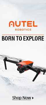 Autel-Robotics, Born to Explore