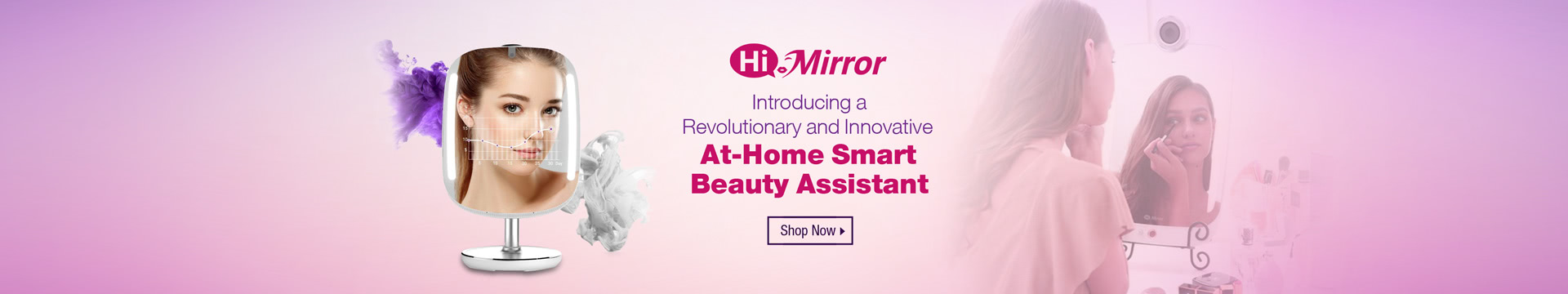 At-home smart beauty assistant