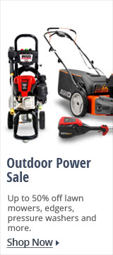 Lawn Mower and Trimmers Sale